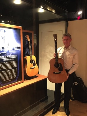 Hank Williams & Jim's guitar made the same year
