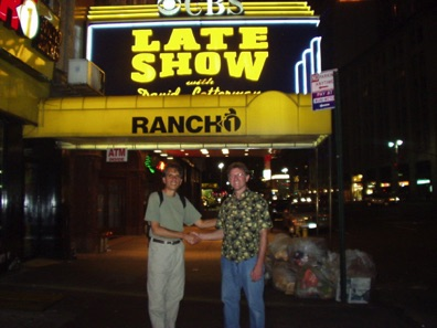 The Late Show with Keith Little and Jim Nunally